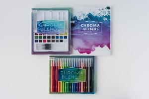 Chroma Travel Watercolor Kit