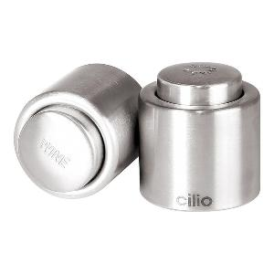 Cilio Stainless Steel Wine Sealer Giveaway
