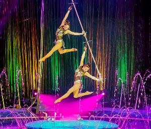 Cirque Italia Family Ticket Pack Giveaway (NJ shows)