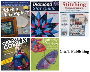 Classic Quilting Books Bundle Giveaway