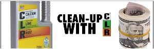 Clean-up with CLR