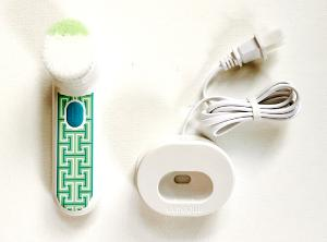 Clinique + Jonathan Adler Sonic System Purifying Cleansing Brush