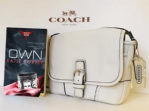 Coach Hampton Purse + Own by Katie Porter