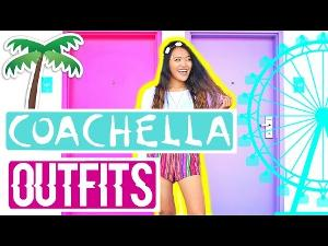 While I congratulate the winners and have never been Coachella, I have been to several festivals both as an audience member and a performer. Except for Anaïs Luna, I'd say none of the outfits is suitable for a multi-day outdoor festival.