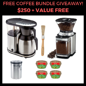 Coffee Maker Bundle ($250)