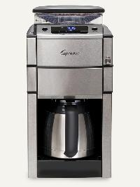 CoffeeTEAM PRO Plus Coffee Maker and Burr Grinder Combination Giveaway