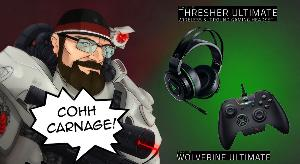 CohhCarnage's Razer Thresher & Wolverine Ultimate Giveaway