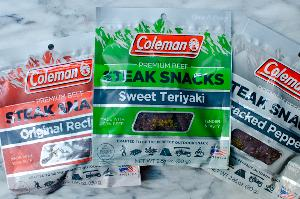 Coleman Steak Snacks