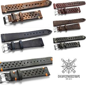 Collection of Straps from CheapestNatoStraps ($116)