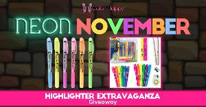 Coloring Highlighter Pack or 50$ PayPal
