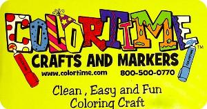 Colortime Crafts and Markers