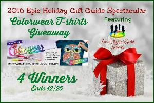 Colorwear T-Shirt Giveaway