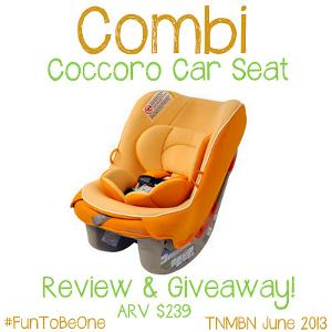 contest combi coccoro car seat giveaway. Black Bedroom Furniture Sets. Home Design Ideas