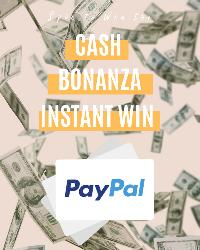 Come back daily to spin to win Paypal Cash!