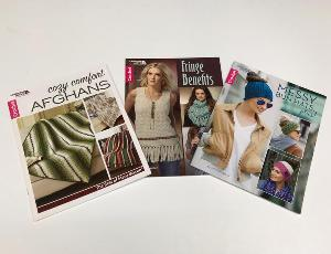 Complete Crochet Book Collection Giveaway