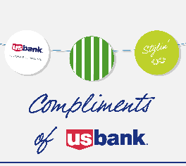 Compliments of USbank