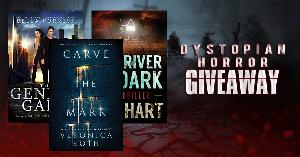 Copy of Dystopian Horror Novels Giveaway!