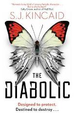Copy of S J Kincaid's The Diabolic