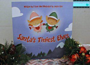 Copy of Santa's Tiniest Elves Book!