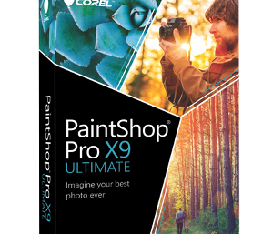 Corel PaintShop Pro Software