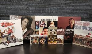 country singer albums