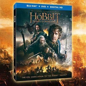 Cover image of Hobbit DVD