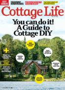 cover of cottage life magazine