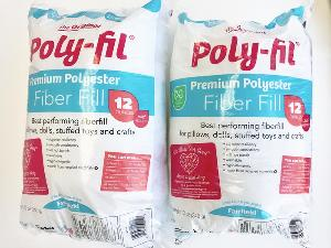 Crafter's Poly-fil Fiberfill Giveaway