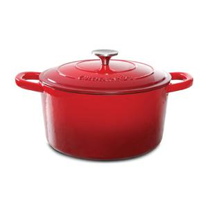 Crock-Pot Cast Iron Dutch Oven (ARV $48.99)