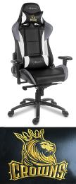 Crowns Esports Club Arozzi Verona Pro Gaming Chair