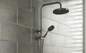 Cruze modern thermostatic shower Giveaway!
