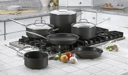 """Cuisinart 11pc Chef's Classic Cookware Set Giveaway"""""""