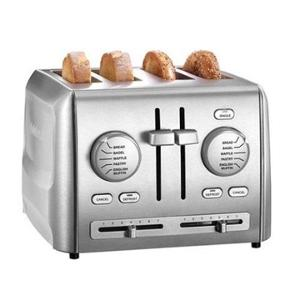 Cuisinart Custom Select 4-Slice Toaster (ARV $145)