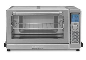Cuisinart Deluxe Convection Toaster Oven (ARV $128)