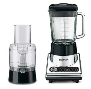 Cuisinart Duet Blender and Food Processor (ARV $89)
