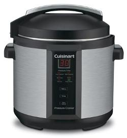 Cuisinart Electric Pressure Cooker (ARV $185)