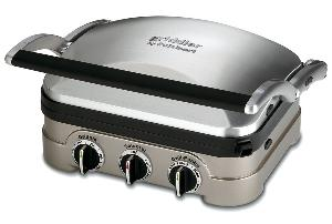 Cuisinart Gourmet Griddler Panini Press ($235)