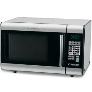 Cuisinart Stainless Steel Microwave Oven (ARV $149)