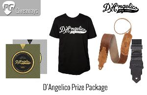 D'Angelico Prize Package