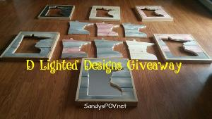 D Lighted Designs Giveaway