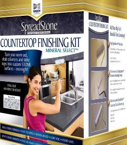 DaichCoatings SpreadStone Countertop Mineral Select Finishing Kit