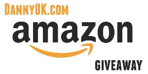 DannyUK Amazon giveaway
