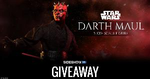 Darth Maul Sixth Scale Figure ($239.99)