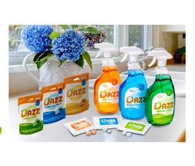 Dazz Pet-Safe Non-Toxic Cleaning Tablets Giveaway