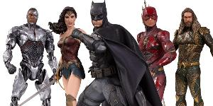 DC Collectibles - Justice League Statue Giveaway