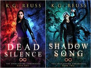 Dead Silence by K.G. Reuss - Book Review & Giveaway