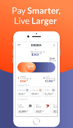 Debx Wants To Pay Your Credit Card Bills
