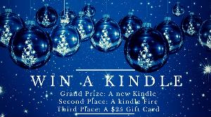 December InstaFreebie Win a Kindle