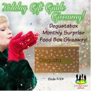 Degustabox Monthly Surprise Food Box Giveaway!