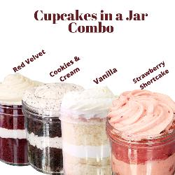 Delicious Cupcakes in a Jar Giveaway